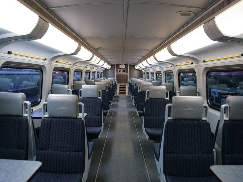 Trem de Lisboa para Aveiro