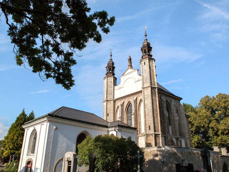 Capela de Ossos na República Tcheca