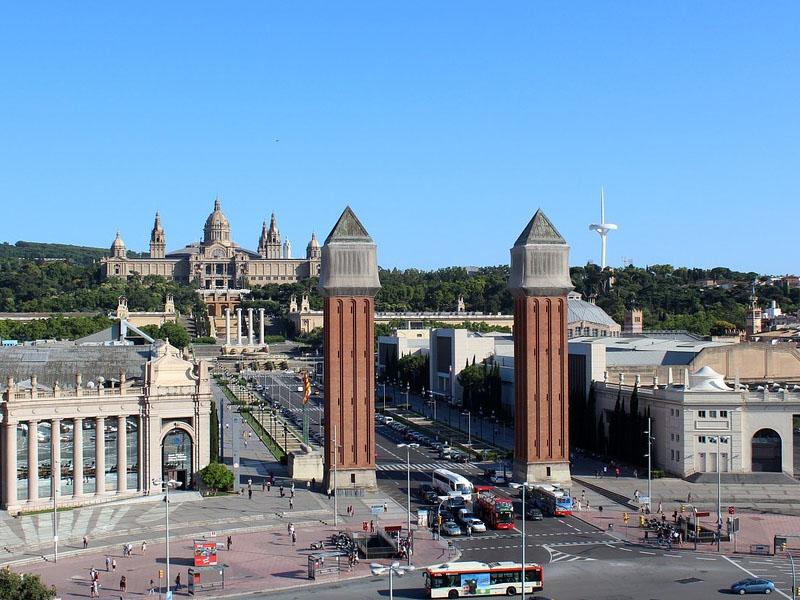 Viajar sozinho na Europa para conhecer a Espanha