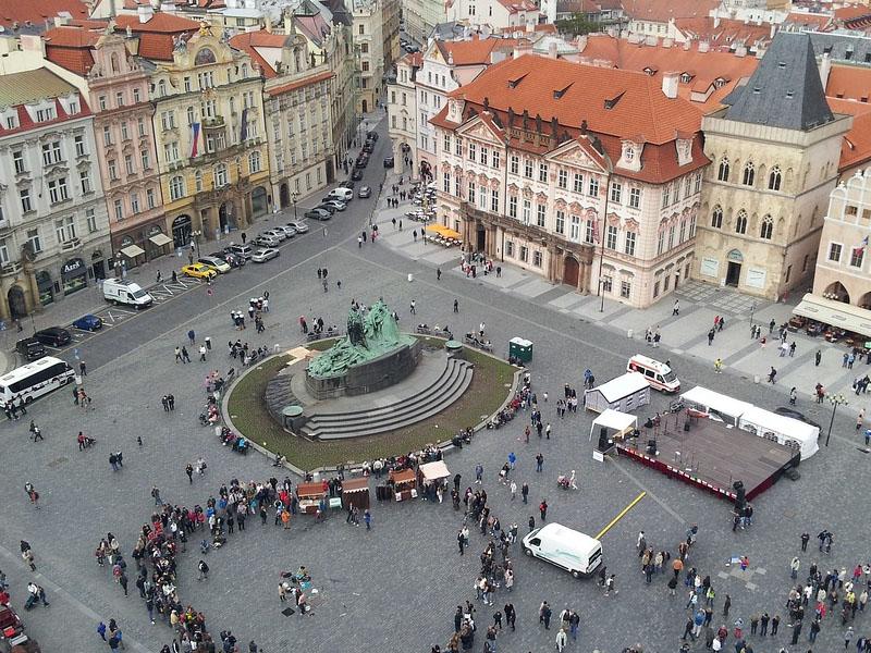 Lugares para conhecer em Praga