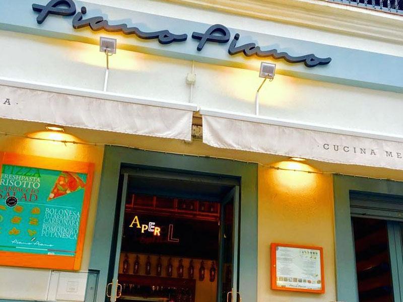 Onde comer massa em Sevilha